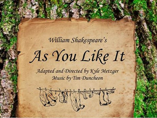 As You Like It!