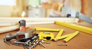 home building construction tools
