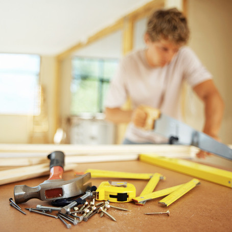 Get Help with improving your home