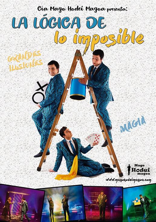 La lógica de lo imposible; magia; grandes ilusiones