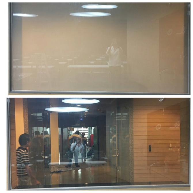 กระจกอัจฉริยะ ฟิล์มอัจฉริยะ กระจกไฟฟ้า ฟิล์มไฟฟ้า