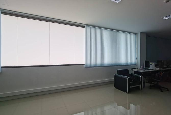 ฟิล์มกระจกไฟฟ้า กันความร้อน UV ประหยัดพลังงาน