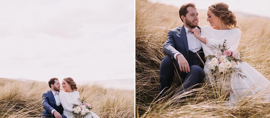 Harry's Shack Wedding, Portstewart - Caroline & Vincent