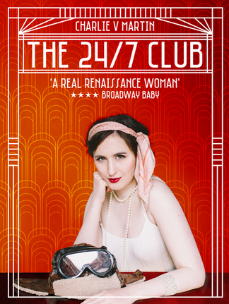 The 24/7 Club - Poster