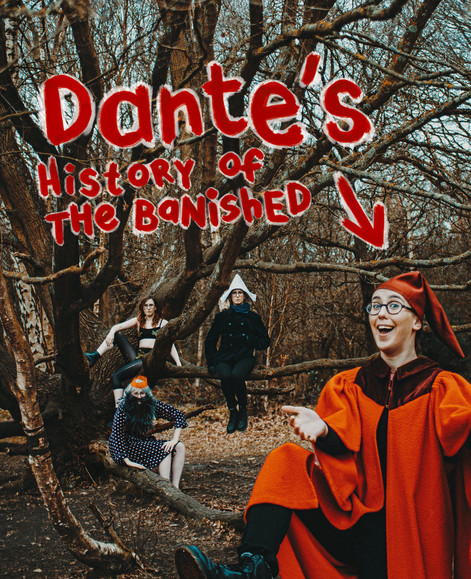 Dante's History of the Banished