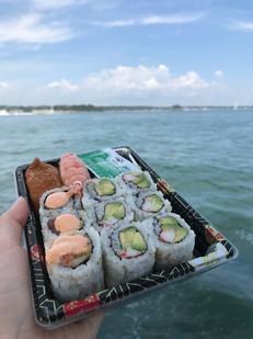 Sushi Sake Sail 2018