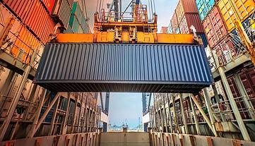 exportacion de contenedores