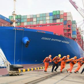 Corona virus y la actividad portuaria en Chile