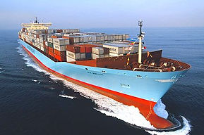 importacion en buque de carga