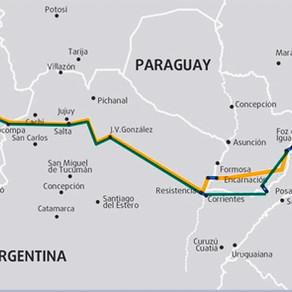 Corredor bioceánico unirá Chile - Brasil - Argentina - Paraguay.