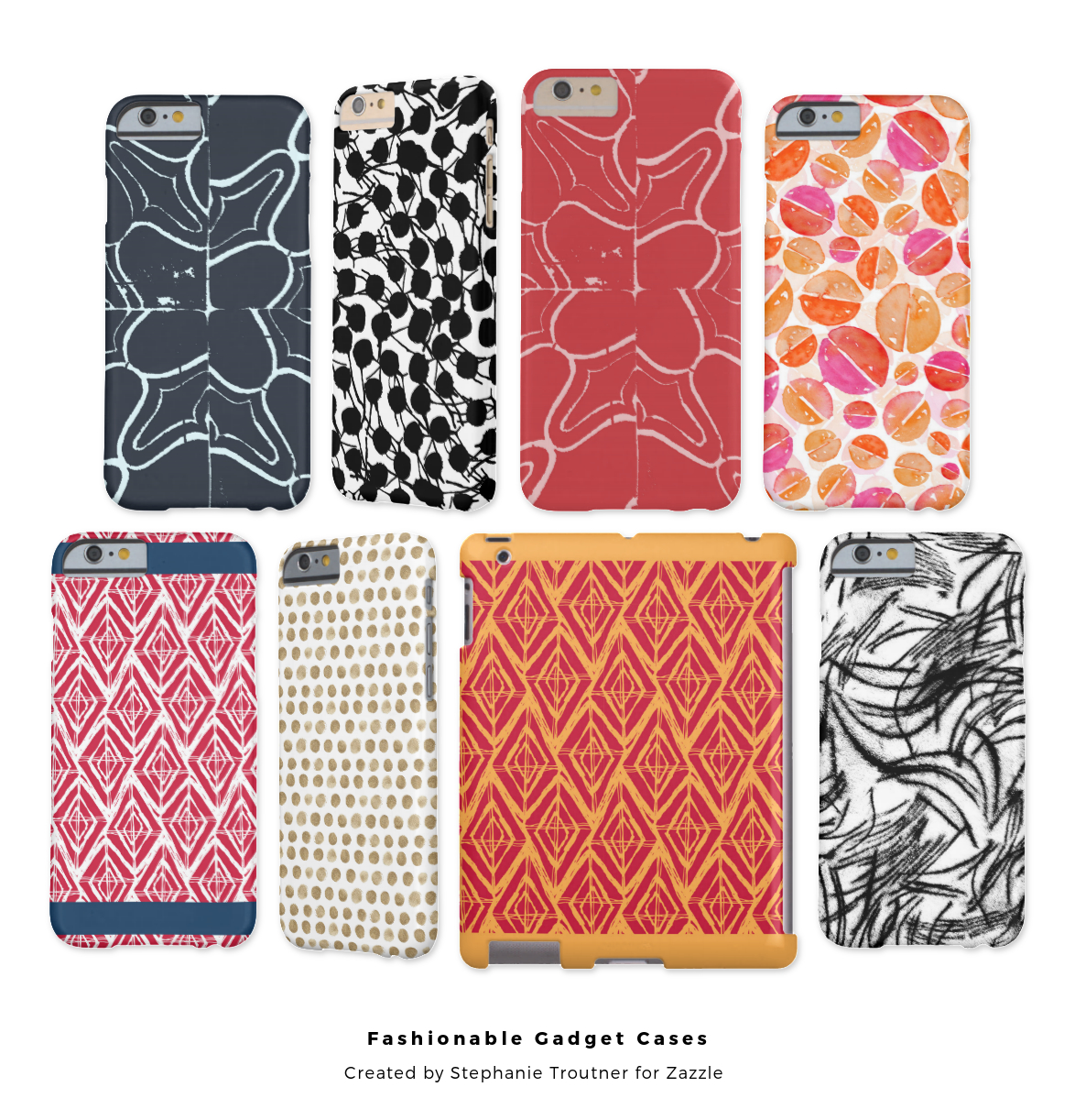 Pretty Gadget Cases