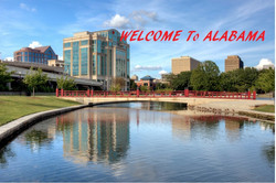 Alabama skyline