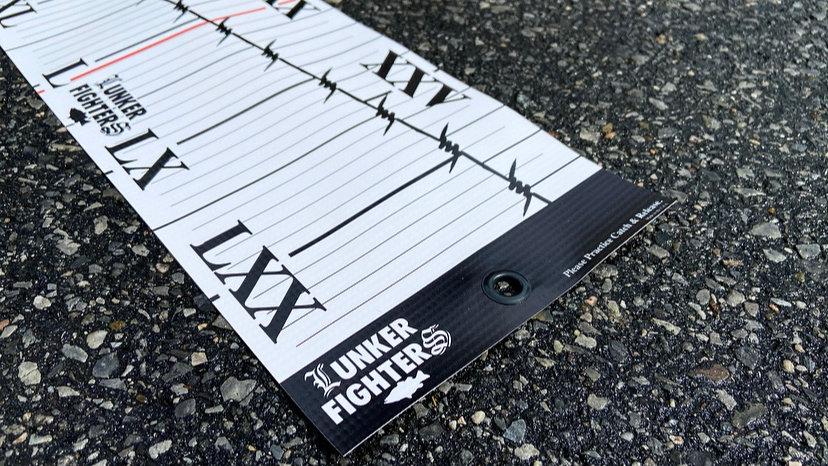 Lunker Fighters Trophy Bass Board