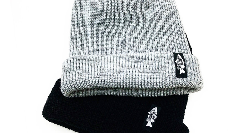 """""""Off The Bank"""" Knit Beanie"""