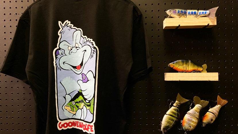 Gooniewolfe Gorilla Tee