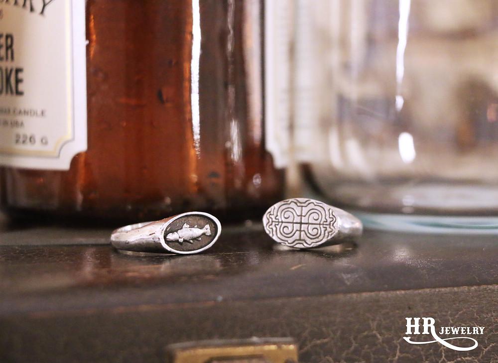 Bijoux Homme Genève / Créations sur mesure / HRjewelry Geneva