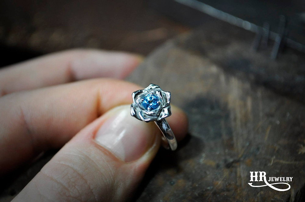 ZBrush Genève, HRjewelry, Bijoux homme, Wedding Ring, Zbrush