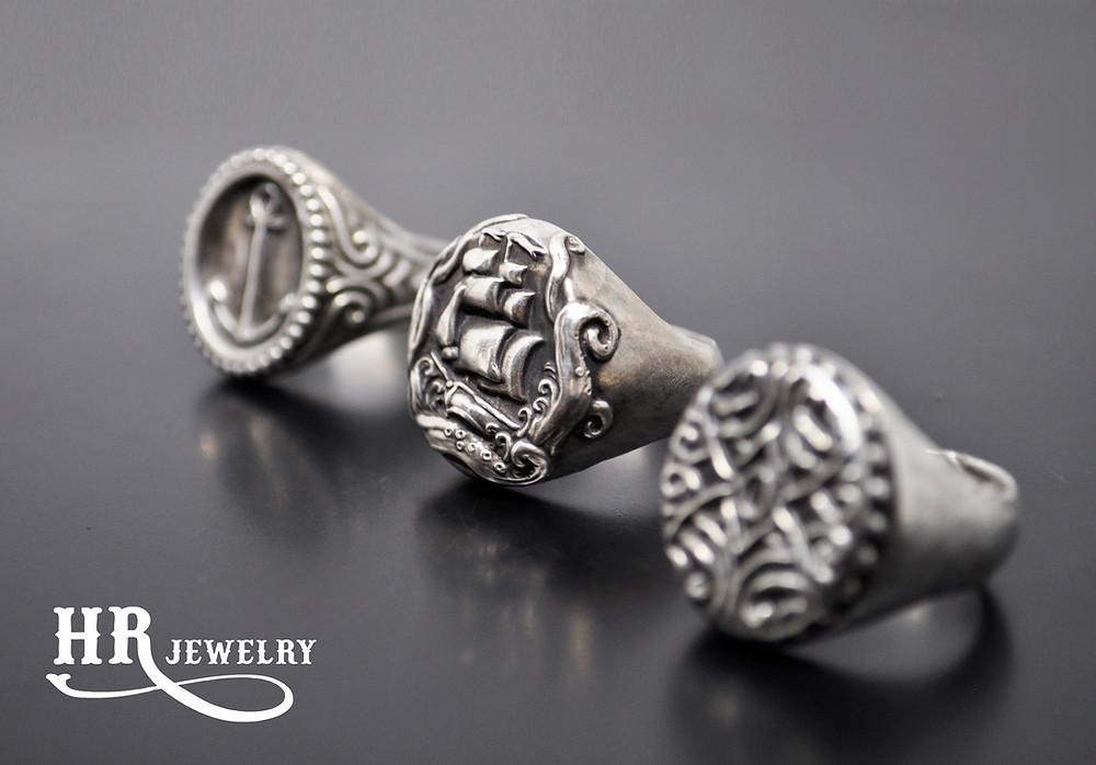 Création sur mesure pour Homme / HRjewelry