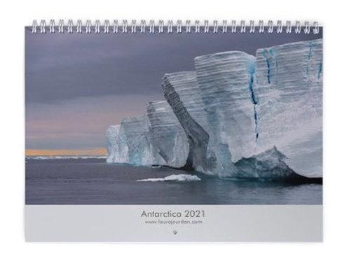 "Calendar ""ANTARCTICA 2021"""