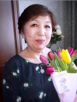 Кармысова Акбопе  Камаловна