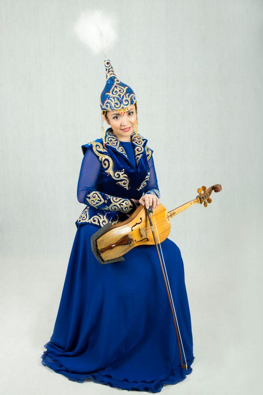 Ашимова Ботагоз Махсутхановна