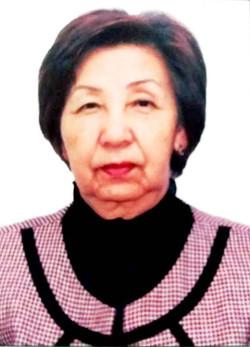 Джапаркулова Венера Самарбековна