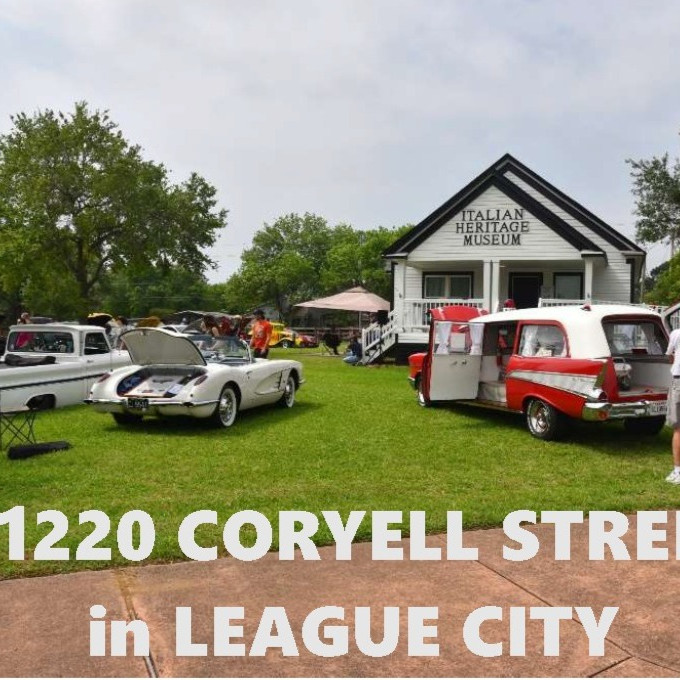 Car Show at the Butler Longhorn + Italian Heritage Museums
