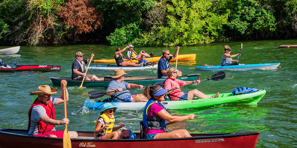 Clear Creek Paddle Race