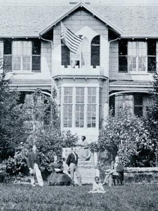Benjamin Snow Jr. Home