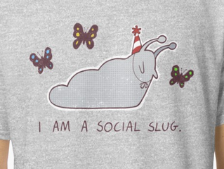 I Am but a Humble T-Shirt Merchant