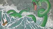 The Dragon of Chaos
