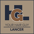 Hair Guy Lancer's Logo