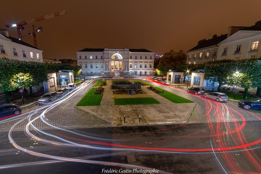 Nantes, Place Aristide Briand