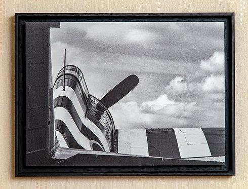 Spitfire 35X48 cm