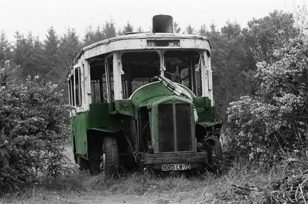Le bus Parisien