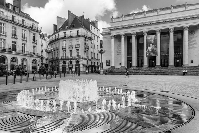 Place Graslin, Nantes