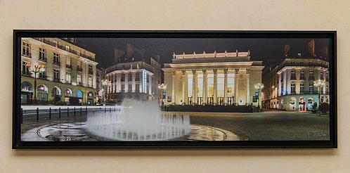 Nantes - Place Graslin 35X95 cm