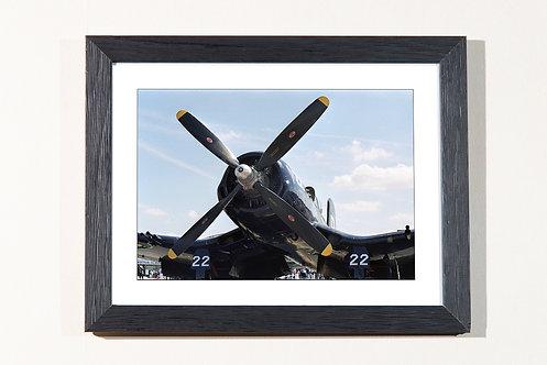 Warbird 30X40 cm