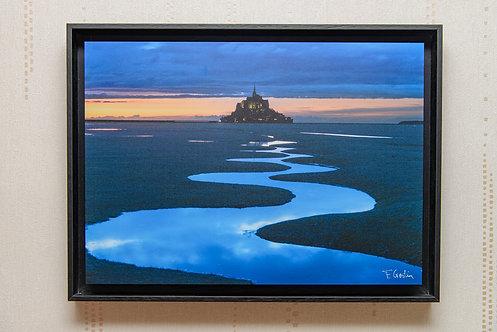 Le Mont-Saint-Michel 35X48 cm