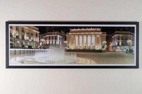 Nantes - Place Graslin 30X90 cm
