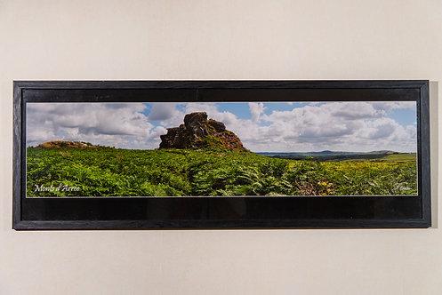 Les Monts d'Arrée 30X90 cm