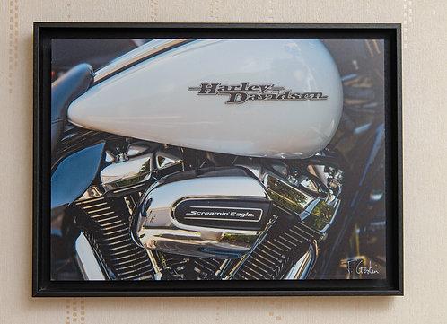 Motorcycle 35X48 cm