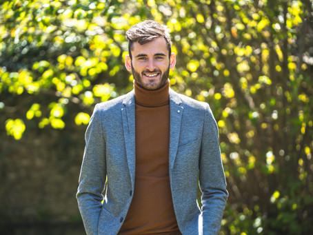 Simon, Lauréat du Réseau Entreprendre Vendée !