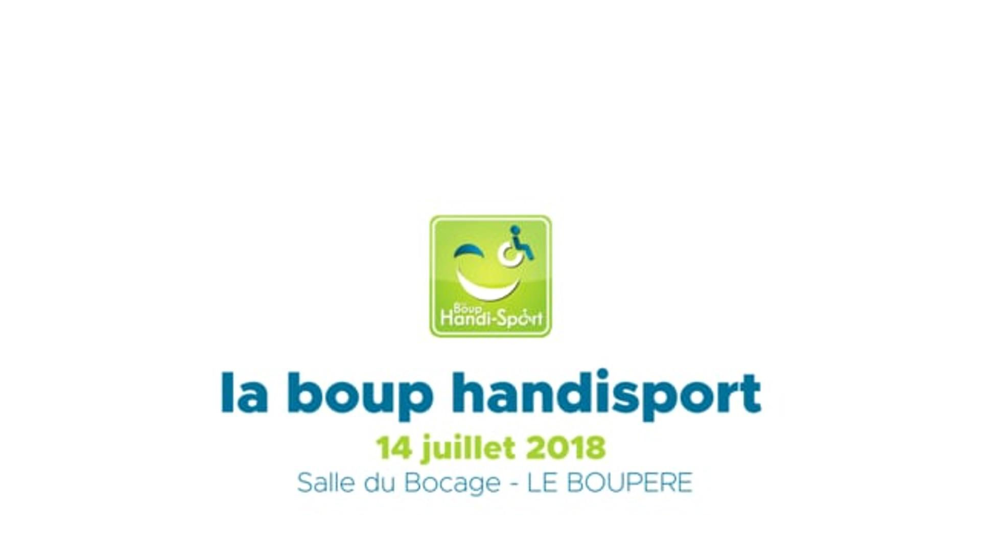La Boup Handisport 2018