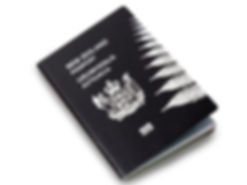 New Zealand Passport - citizenship with Malcolm Pacific