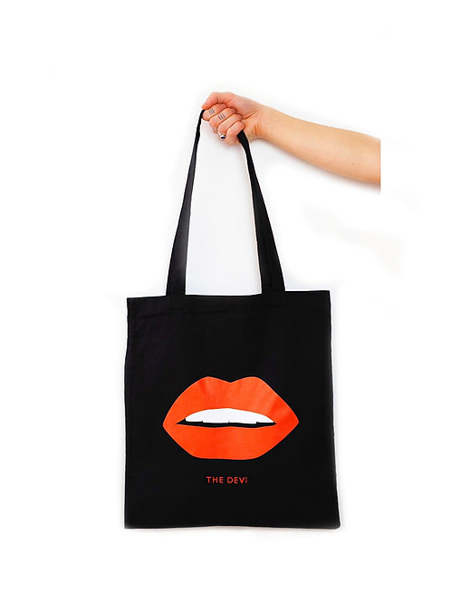 Your Voice, Your Power Bag (Black)