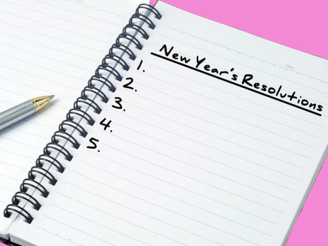 How To Get Your New Year's Resolutions Done