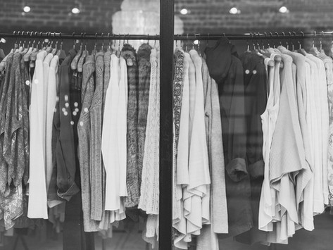 Why I Buy Second-Hand Clothes
