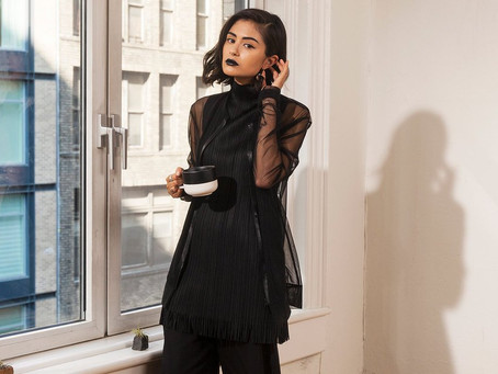 Lydia Pang: On Goth, Heritage and Working at Refinery29