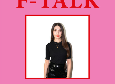 NEWS! F-TALK is online - A new The Devi podcast